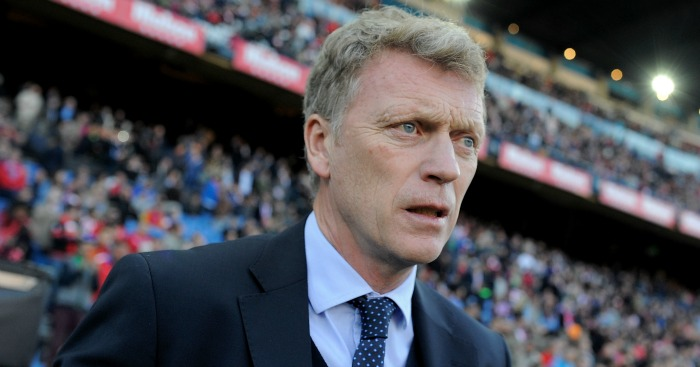 David Moyes: Out of the running