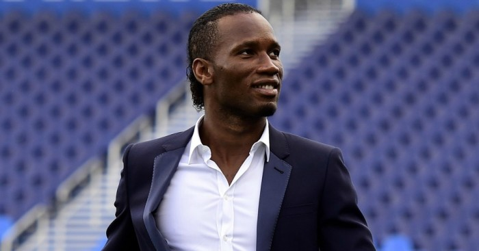 Didier Drogba: Bologna loan talk dismissed by Montreal