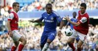 Didier Drogba: Striker won four Premier League titles with Chelsea