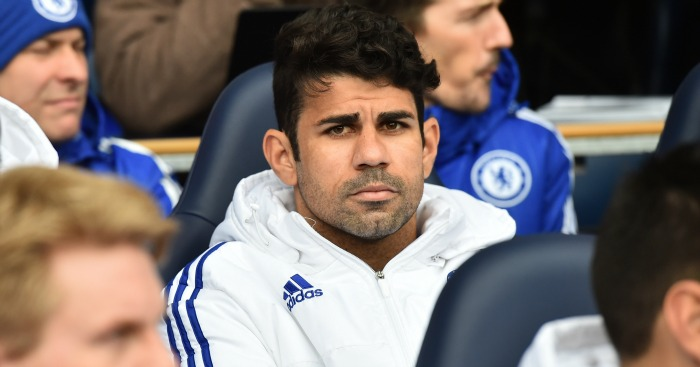 Diego Costa: Having a frustrating season at Chelsea