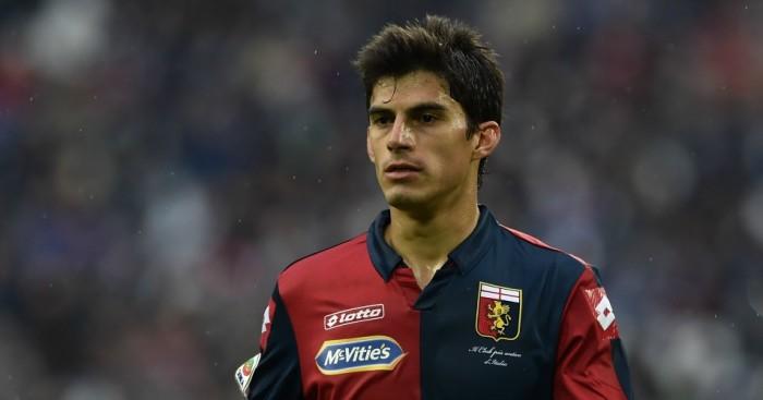 Diego Perotti: Genoa forward linked with Arsenal