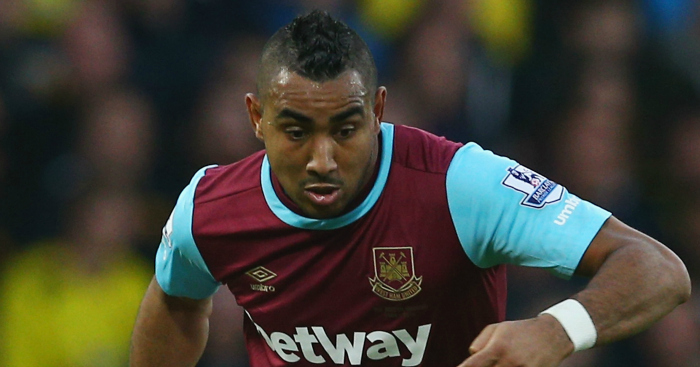 Dimitri Payet: Could return to action against Liverpool