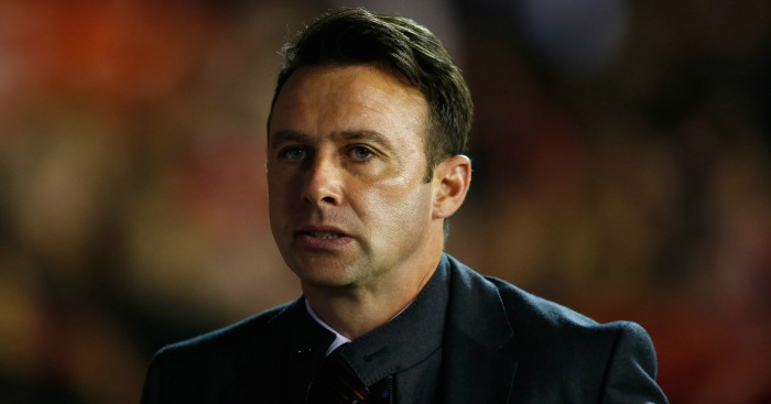 Dougie Freedman: Could soon be sacked by Nottingham Forest