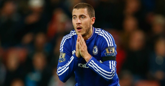 Eden Hazard: Has improved since chat with Jose Mourinho