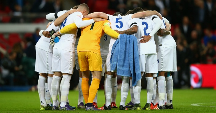 England: Claimed 2-0 win over France at Wembley