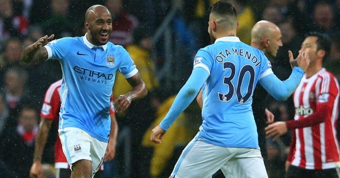 Fabian Delph Manchester City v Southampton TEAMtalk