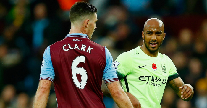 Fabian Delph: Could play against his old club
