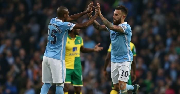 Fernandinho: Midfielder says City have stronger team spirit