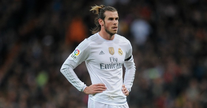 Gareth Bale: Has not begun Real Madrid contract talks