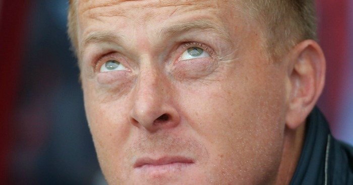 Garry Monk: Looking for divine inspiration?