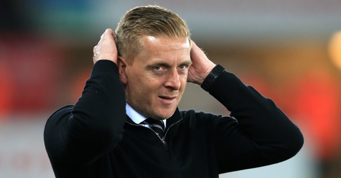 Garry Monk: Sacked Swansea City boss backed by Manuel Pellegrini