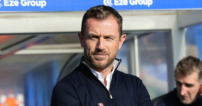 Gary Rowett asks for permission to speak to Stoke