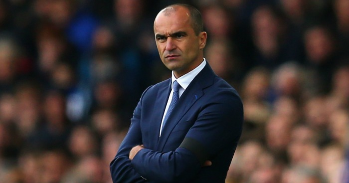 Roberto Martinez: Toffees must take chances
