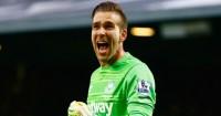 Adrian: West Ham goalkeeper will miss Swansea City game