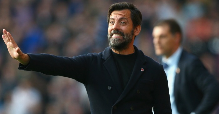 Quique Sanchez Flores: Wants to play entertaining