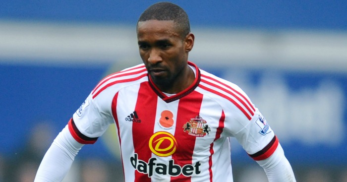 Jermain Defoe: Mentioned for an England recall