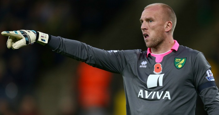 John Ruddy: Insists Norwich can stay in Premier League