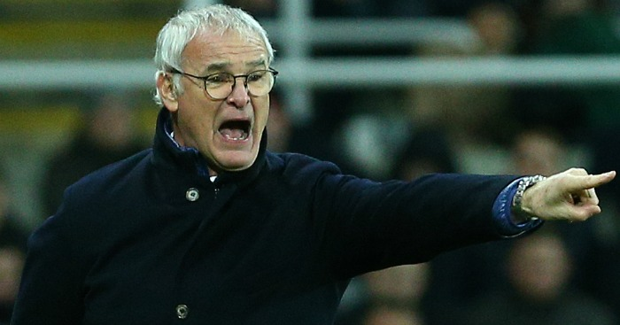 Claudio Ranieri: Completed hat-trick of wins over Van Gaal