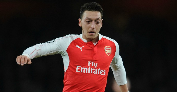 Mesut Ozil: Tipped to land new Arsenal deal