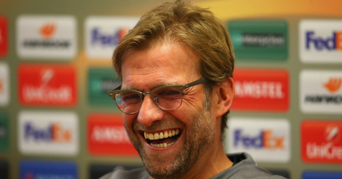 Jurgen Klopp: Turning thoughts towards EL final