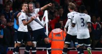 Tottenham: Tipped to finish third by Paul Merson