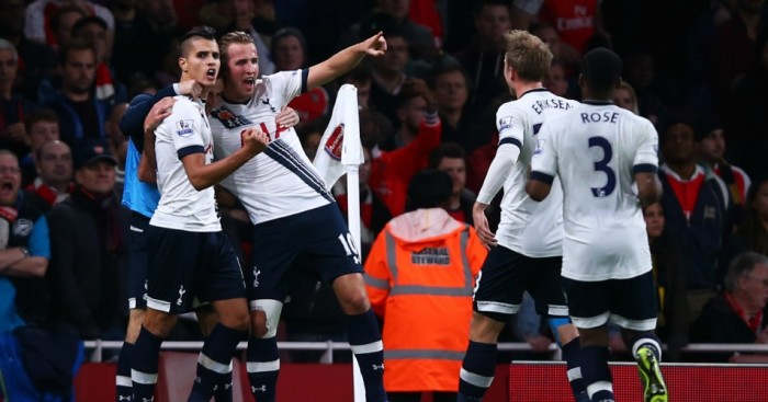 Harry Kane: Striker opened the scoring at the Emirates