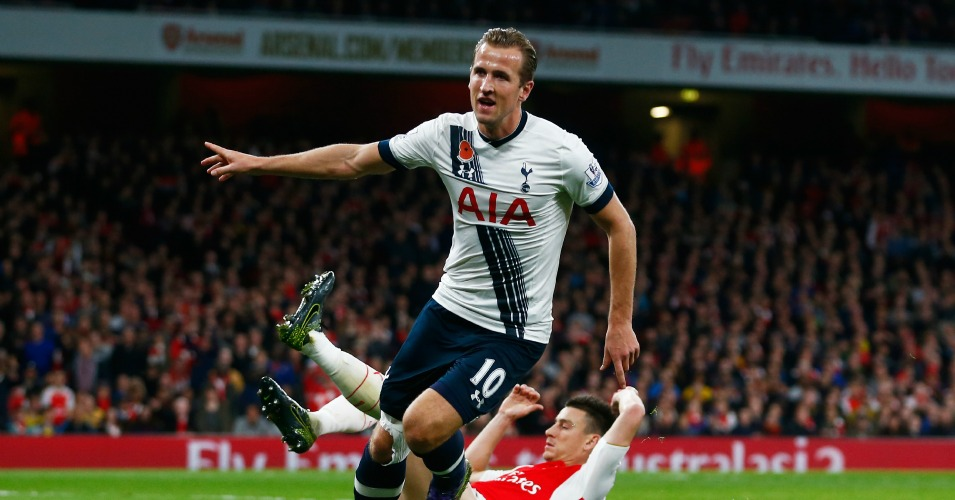 Harry Kane: Tottenham striker released by Arsenal as youngster