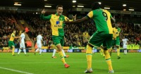 Jonny Howson: Midfielder struck the winner at Carrow Road