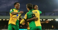 Jonny Howson: Midfielder headed the winner against Swansea