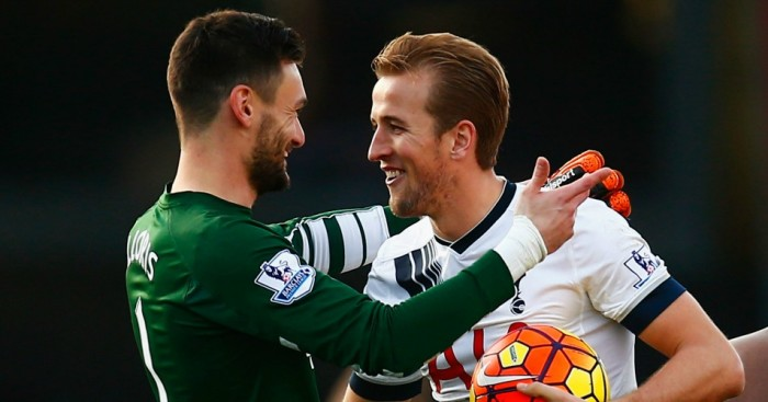 Hugo Lloris: Says Harry Kane has his confidence back