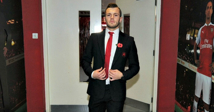 Jack Wilshere: Arsenal midfielder defended by Arsene Wenger