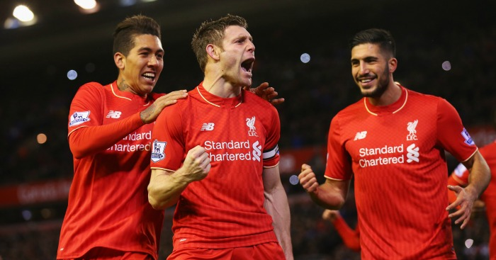 James Milner: Scored Liverpool's winner against Swansea City