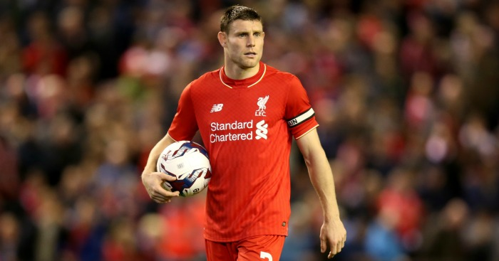 James Milner: Back in contention