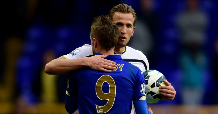 Jamie Vardy & Harry Kane: Can both find the net this weekend