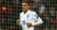 Jamie Vardy: Playing for England