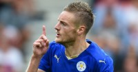Jamie Vardy: Has plenty to think about
