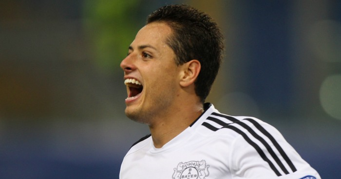 Javier Hernandez: Chelsea said to want Bayer Leverkusen striker