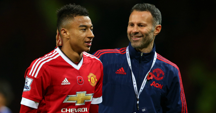 Ryan Giggs: Says Man Utd will remain committed to blooding youngsters