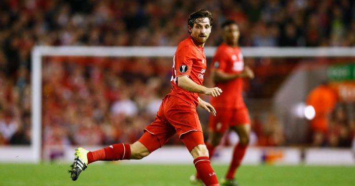 Joe Allen: Midfielder eyeing run in Liverpool first team