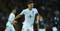 John Stones: Defended by England manager Roy Hodgson