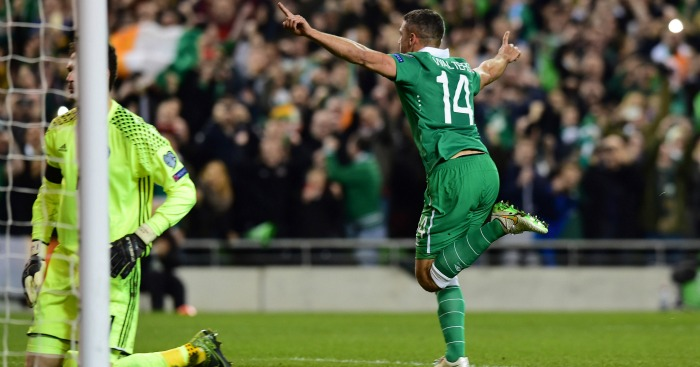 Jonathan Walters: Forward was the hero for Republic of Ireland
