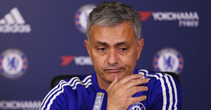 Jose Mourinho: Left on Thursday
