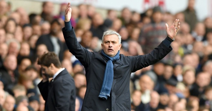 Jose Mourinho: Happy with Chelsea's defensive display at Tottenham