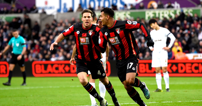 Josh King: Opened the scoring for Bournemouth