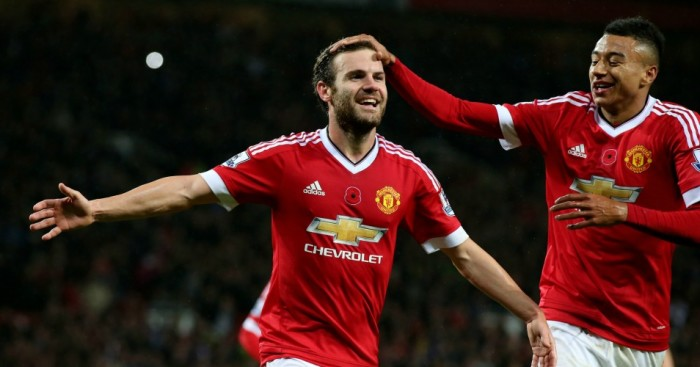 Juan Mata: Manchester United midfielder fares well against Liverpool