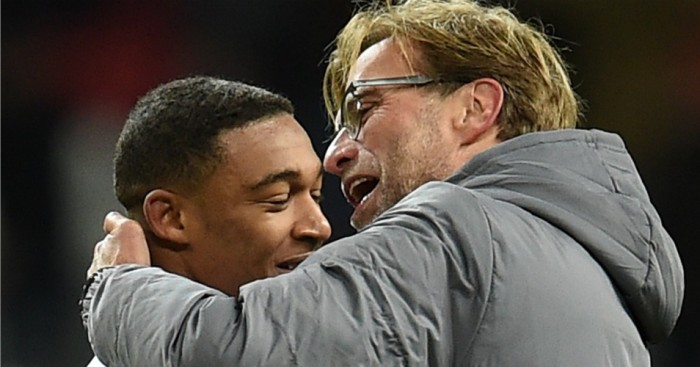 Jordan Ibe: Klopp has lifted confidence