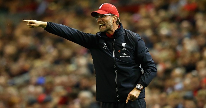 Jurgen Klopp: Felt Liverpool fans lost belief after Crystal Palace goal