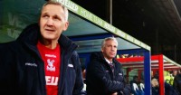 Keith Millen: Stood in for Alan Pardew at Crystal Palace press conference