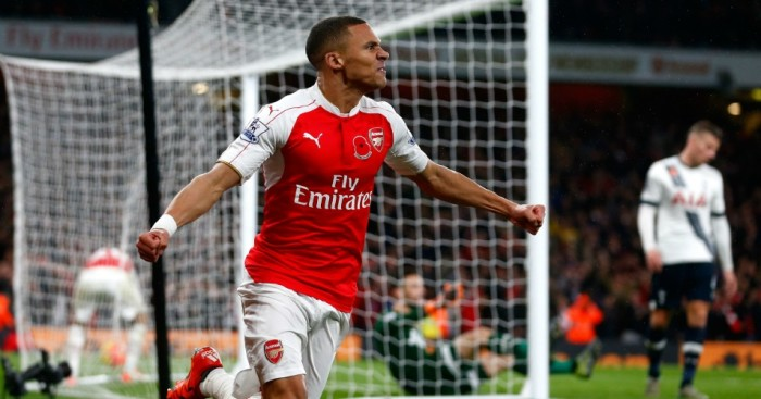 Kieran Gibbs: Arsenal won't loan defender to Crystal Palace