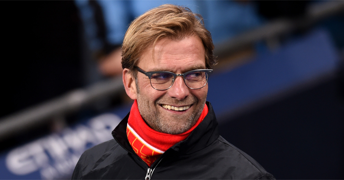 Jurgen Klopp: Excited by draw with Man United